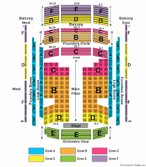 Chicago Symphony Seating Chart Schermerhorn Symphony Center Seating Chart