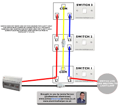 electrical wiring diagram two switches images simple home pin loop in switch lighting method