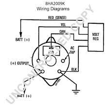 Wiring diagram wiring diagram for leece neville alternator 8ha2009k product details prestolite cat6 diagrams wire color