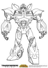 Transformers Coloring Pages Online New Transformer Color Pages