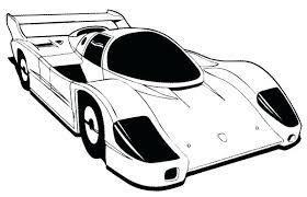Car Coloring Sheet Racing Car Coloring Pages Printable Race Boy