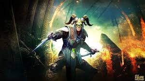 smite loki best wallpaper 09046