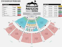 Xfinity Theater Seating Chart With Seat Numbers Jiffy Lube Seating Chart Seating Chart