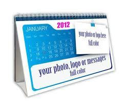Hot Item 2020 Newest Desktop Calendar For Sale