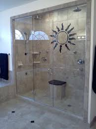 curved glass block walk in shower wall medium size of for nice bathroom doors with awesome walk in shower with glass block