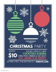 office party flyer 34 800 customizable design templates for christmas party event