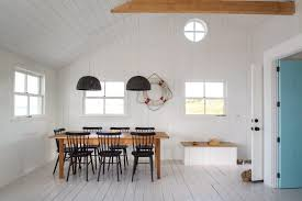 in a cottage perched on a salt marsh in falmouth massachusetts the architect