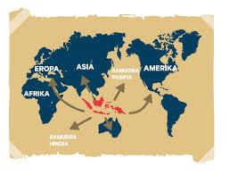 Sebutkan batas wilayah asean berdasarkan letak geografisnya! Letak Geografis Dan Letak Astronomis Indonesia Geografi Kelas 7