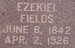 """Ezekiel """"Bud"""" Fields Jr. (1842-1926) - Find A Grave Memorial"""