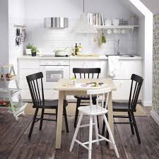 white modern chair ikea. Ikea White Furniture. For Small Scale Family Dinners 1364312032954 S5 Fabulous Dining Room Modern Chair I
