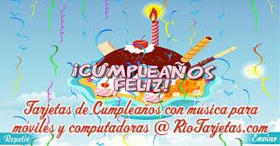 Tarjetas De Cumpleanos De Ninas Tarjetas De Cumpleaños Para Niños Feliz Cumpleaños Rio