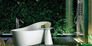 6 of the best sculptural bathtubs