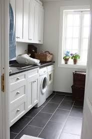 Laundry Room: White Laundry Room Design Ideas - 10 Black and White Laundry  Room Design