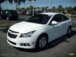 2011 Summit White Chevrolet Cruze LT/RS #50191219 | GTCarLot.com ...