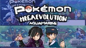Pokemon Mega Evolution Aquamarine Demo : A GBA Rom Hack with Mega Evolution  and New Storyline! - YouTube