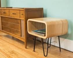 modern plywood furniture. modern end table night stand plywood furniture