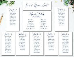 Free Printable Seating Chart Extraordinary Table Seating Chart Template Free Wedding Cassifieldsco