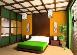 Inspiring Color Combination for Bedroom Interior Design with 4 Colors -  Home Picture