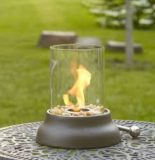 Firenze Tabletop Fireplaces  NuFlame Fueled Mini Fire PlaceMini Fireplace