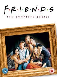 Friends The Complete Series 1 10 Dvd 2004 Amazoncouk