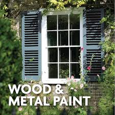 wood metal paints guide to exterior decorating