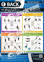 Health And Fitness Posters Set Of 20