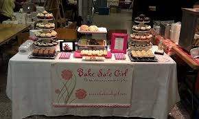 Bake Sale Table Display Google Search Fund Raising Bake Sale