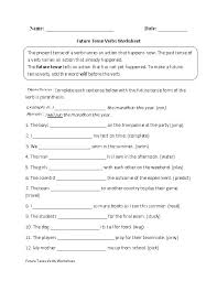 9 best worksheets images on Pinterest | Verb tenses, Verbal tenses ...