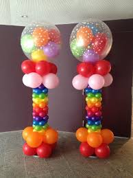 best 25 rainbow balloons ideas