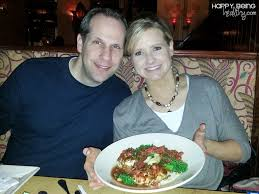 jeff and gwen both ordered off the skinnylicious menu as well jeff and gwen cheesecake factory