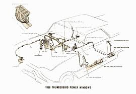 ford thunderbird heater diagram wiring diagram expert ford thunderbird shop manuals ford thunderbird heater diagram