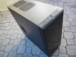 Fractal Design Define Xl Case Fractal Design Define Xl R2 Black Pearl Chassis Review