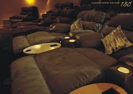 Degrees For Interior Design Classy 48 Degrees The Reclining Seats Lounge Area At The Cinema