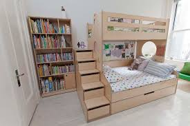 double bed up and down. Beautiful Double Casa Kids Bunk Bed And Bookshelf Throughout Double Bed Up And Down Y