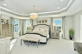 transitional master bedroom. Bedroom Pendant Light Transitional Master With 5 Drum Crown Molding Carpet R