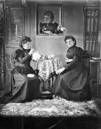1893 - Tea Time by Hannah Maynard | 150 years 150 works