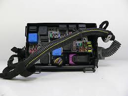 opel corsa d oem fuse box relais bsi bsm bcm module gm kg opel corsa d oem fuse box relais bsi bsm bcm module gm 13292736 delphi