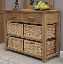 cheap hallway furniture. Image Is Loading Windsor-solid-oak-hallway-furniture-basket-storage-console- Cheap Hallway Furniture