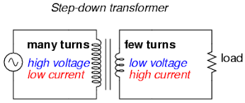 step up and step down transformers transformers electronics step up and step down transformers transformers electronics textbook