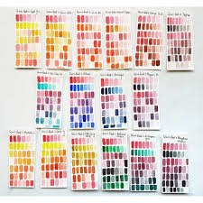 Pin By Sonamm Shah On Color Mixing Chart In 2019 Color