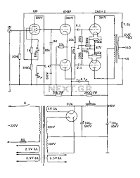 17 best images about electric electronic circuits class push pull tube power amplifier circuit diagram 2a3a