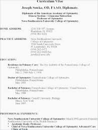 Resume Format For College Student Resume For College Undergraduate N
