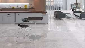 Polished Kitchen Floor Tiles Marble Effect Floor Tiles Designed By Cicogres Of Spain