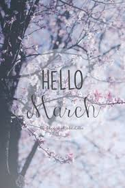hello march tumblr. Simple Tumblr Hello March Pictures Photos And Images For Facebook Tumblr  On