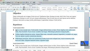 How To Create A Resume In Word 2007 Ideas Collection Microsoft Word