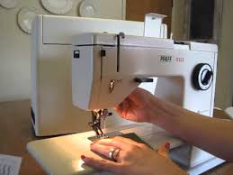 Pfaff 1222e Sewing Machine Review