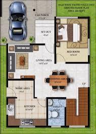 40 60 house plans west facing unique 30 x 60 house plans 2 bedroom cabin