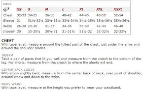 Mens Sport Coat Size Chart Jacketin