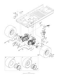 Part j diagram 17 luxury troy bilt 17arcacs011 mustang 42 xp 2015 parts diagram of part