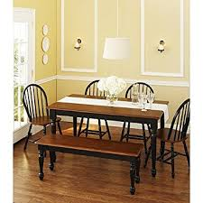Small Picture Amazoncom Better Homes and Gardens Autumn Lane 6 Piece Dining